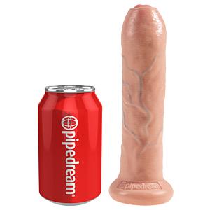 King Cock Uncut Flesh 7in