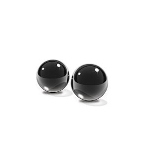 Fetish Fantasy Series Limited Edition Small Black Glass Ben-Wa Balls
