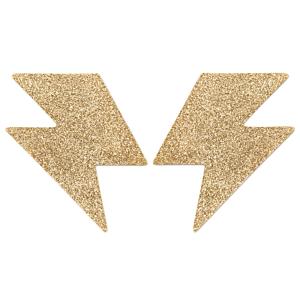 Bijoux Indiscets SI Flash Bolt Pasties Gold