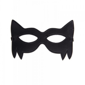 Faux Leather Fantasy Eye Mask