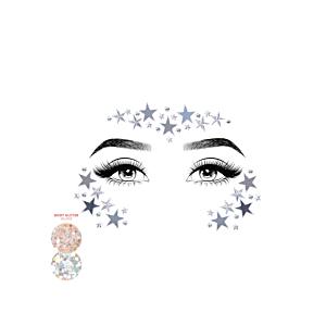 Dream Face jewels sticker