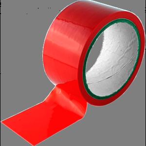 Kinx Bound To Please Bondage Tape Restraints Red 20m