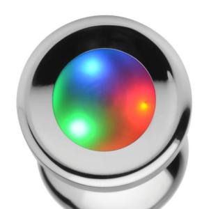 Jewellery Butt Plug - Disco Flashlight