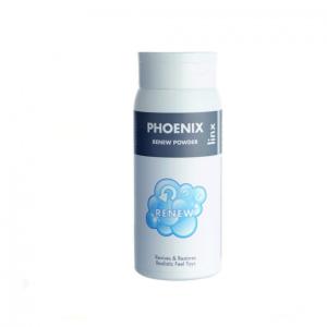 Linx Phoenix Renew Powder for Realistic Feel Toys White 118g