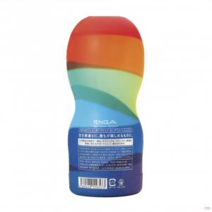 Tenga - Original Vacuum Cup Rainbow Pride Be Proud