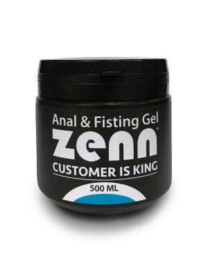 ZENN Anal & Fisting Gel 500ml