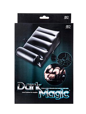 DARK MAGIC RAMP WEDGE INFLATABLE CUSHION