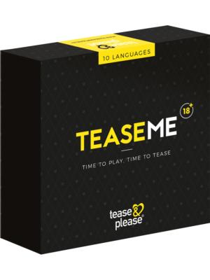TeaseMe σε 10 γλώσσες