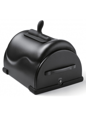 The Cowgirl Premium Sex Machine Black OS