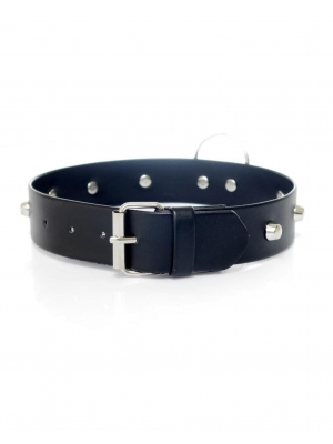 Fetish Collar with studs 3 cm
