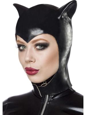 Latex Mask Catwoman