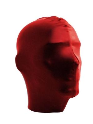 Mister B Datex Hood No Holes - Red