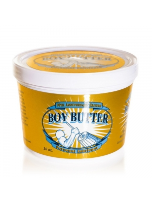 Boy Butter Original Gold Anniversary Edition Transparent 16oz