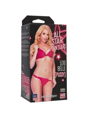 All Star Pornstars Lexi Belle Παιχνίδι Αυνανισμού Doc Johnson