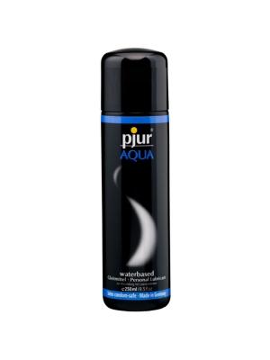 Pjur Aqua Waterbased Lubricant Transparent 250ml
