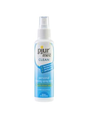 Pjur Clean Spray Transparent 100ml