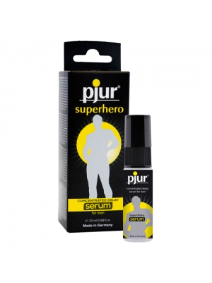 Pjur  Superhero Serum Transparent 20ml