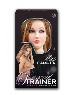 Shy Camilla Lifesize Love Doll