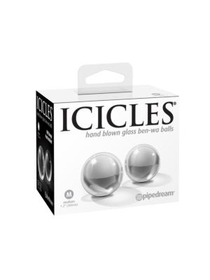 Icicles No.42 Ben Wa Balls Med