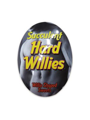 Succulent Hard Willies