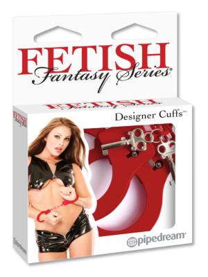 Pipedream Fetish Fantasy Series Designer Metal Handcuffs