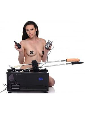 Athena's Ultimate Sex Machine