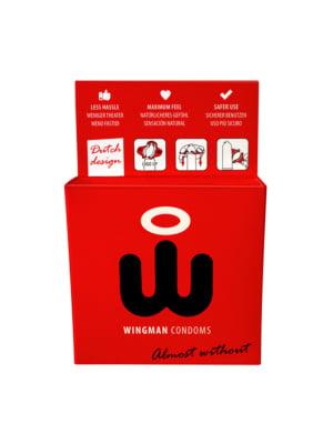 Wingman - Condoms 3 Pieces
