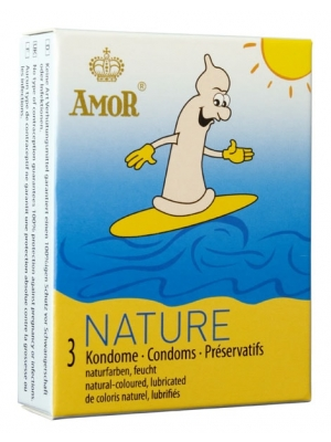 AMOR Nature / 3 pcs content