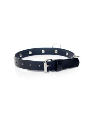 Fetish Collar with studs 2 cm