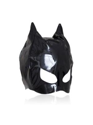 Vinyl Cat Mask BLACK