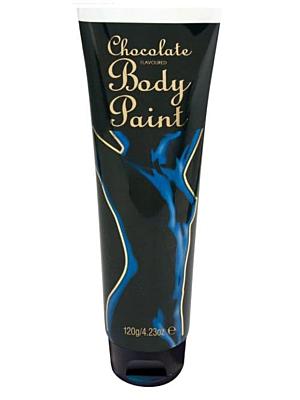 Chocolate Body Paint 120 G