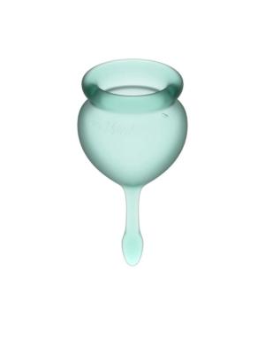 Feel Good Menstrual Cup Dark Green