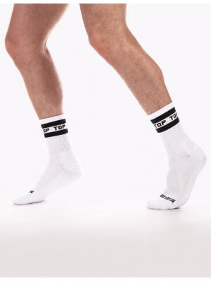 Fetish Half Socks Top