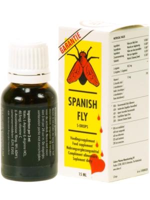 Spanish Fly Spanish Fly Extra Transparent OS